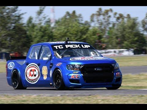 Tc Pick Up: Presentación de la Ford Ranger en La Plata