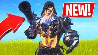 Fortnite *NEW* Flint Knock Pistol Gameplay Update!! *Pro Fortnite Player* (Fortnite Battle Royale)