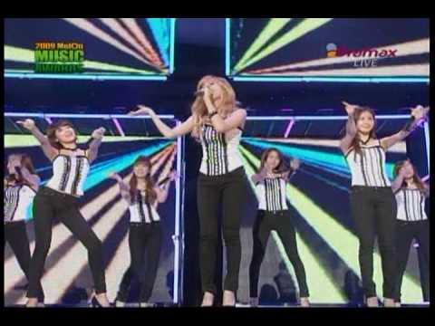 [Perf]Genie + Gee - SNSD @ Melon Music Awards [HQ]