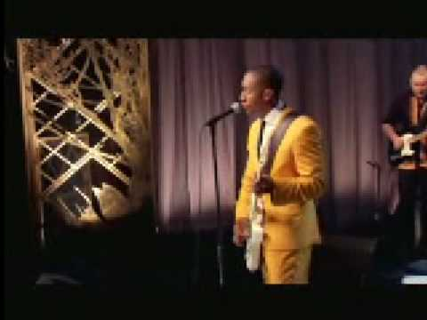 Raphael Saadiq - Big Easy (Live on SoulStage 2008)