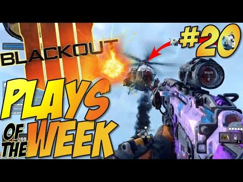 Call of Duty: Black Ops 4 - BLACKOUT Kills Of The Week #20 (BO4 Blackout Plays & Moments Montage) thumbnail
