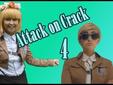 Attack On Crack 4 [Shingeki Cosplay Edition]