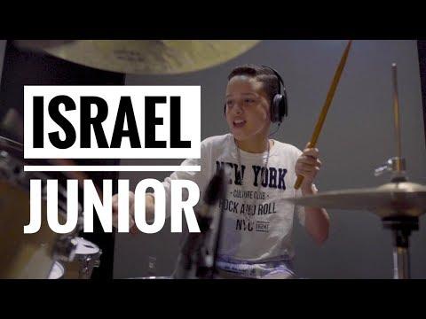 Instituto Josivaldo Santos | Aluno: Israel Junior (DrumCover)