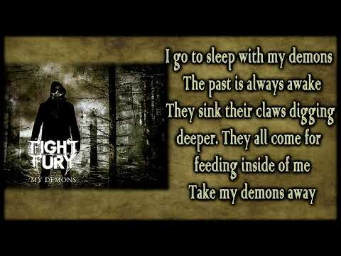 Fight The Fury - My Demons [Lyrics on screen]