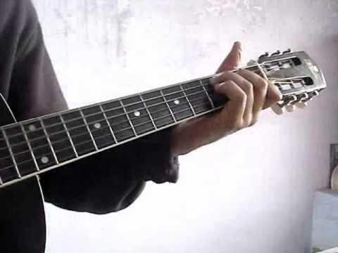 learn khudaaya ve guitar chords - YouTube
