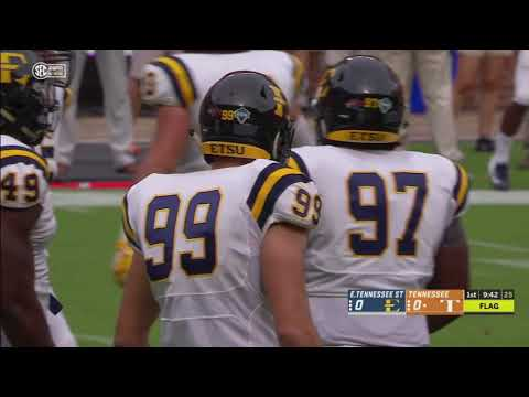 2018 Tennessee vs ETSU (full game HD 60fps) – Tennessee Football