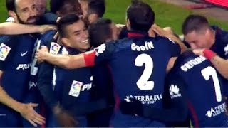 Video Gol Pertandingan Rayo Vallecano vs Atletico Madrid