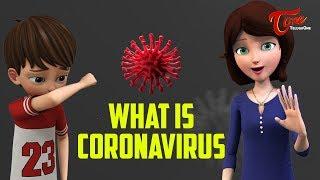 Coronavirus Explained: What is coronavirus? | Top Tips to Stay Safe | TeluguOne