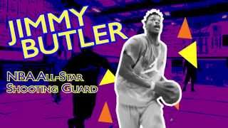 How NBA All-Star Jimmy Butler is Preparing for This Season