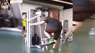 FUNNY Gym Fails Compilation| INSAN PEOPLE | FUNNY VIDEO 2017   HD
