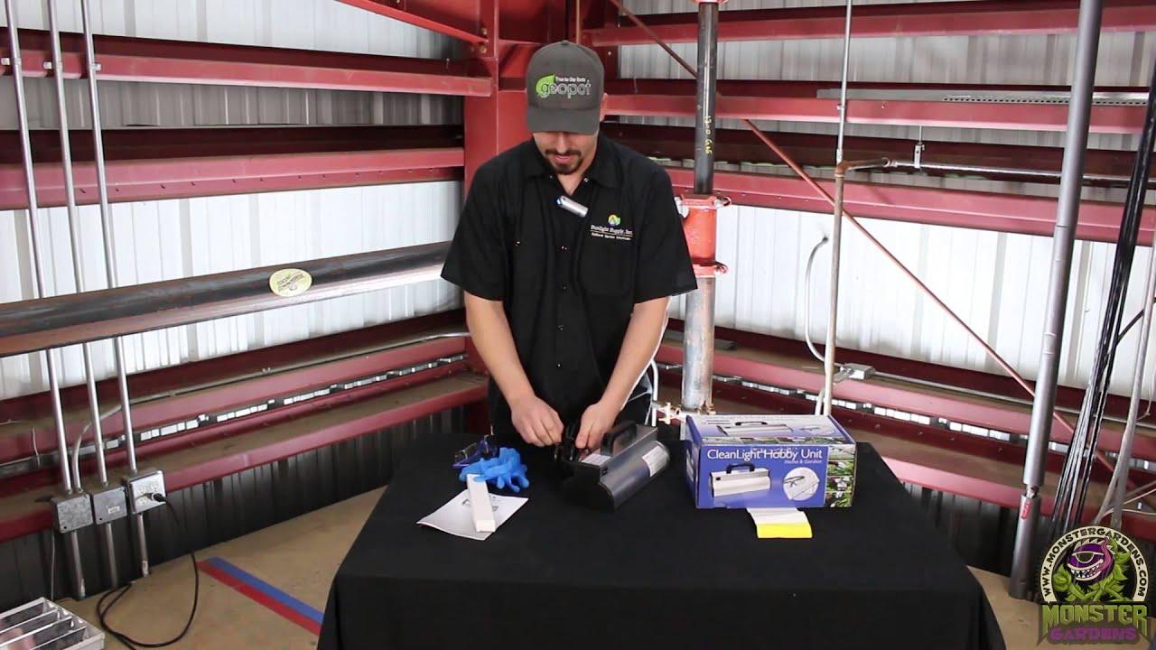 Clean Light Uv For Mold Powder Mold Remedy Powdery