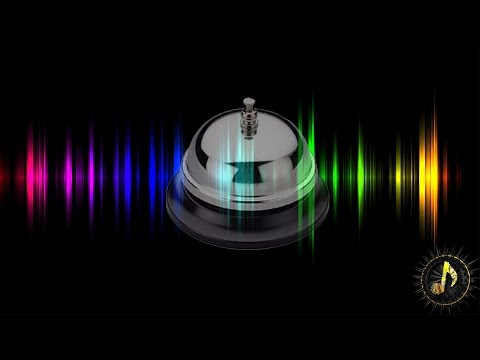 Reception Bell Chime Sound Effect