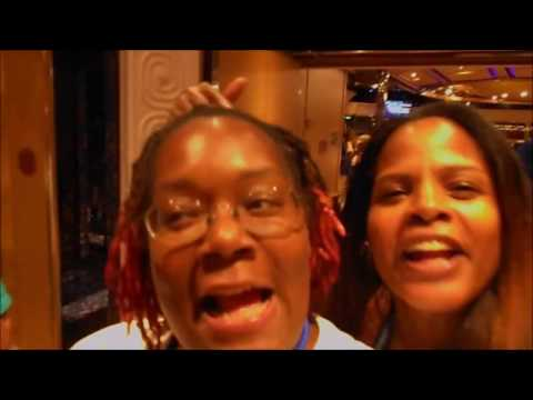 Carnival Triumph Cruise: Day 1 | New Orleans Cruise Port