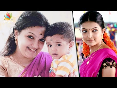 Actress Saranya Mohan's Post Pregnancy look, before and after | Shalini, Genelia, Aishwarya Rai thumbnail