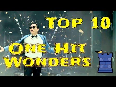 Top 10 One Hit Wonders