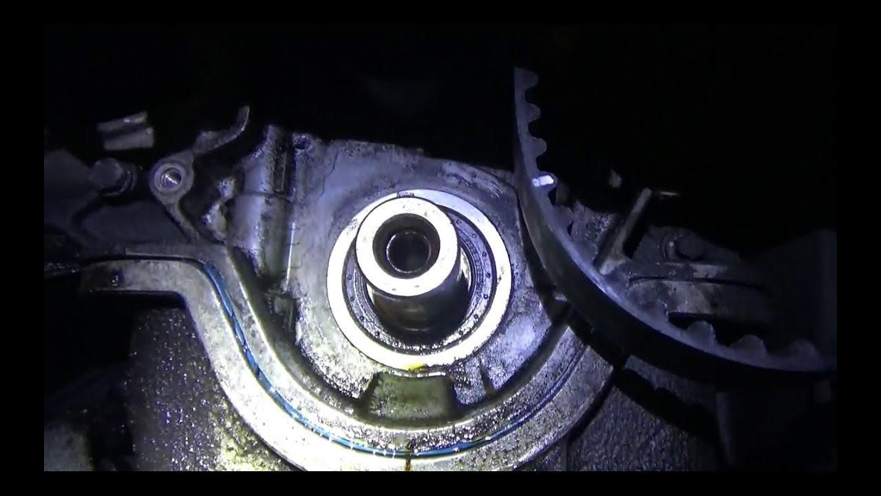 medium resolution of diy front crank seal oil leak repair all engines