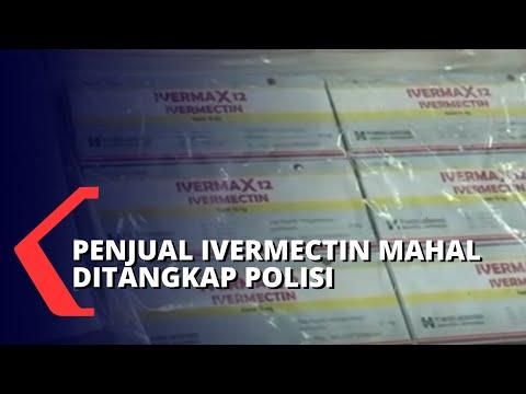 Jual Ivermectin Rp 475.000, Pemilik Toko Ditangkap