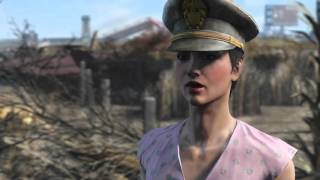 Fallout 4 (Curie's Distraction) Flirting & Romance HD