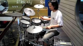 "Ja i-zax Test ""Roland TD-20SX V-Pro Electronic Drum Set"""