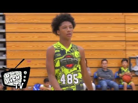 6th Grader Mikey Williams Is On The RISE! - C/o 2023 Basketball