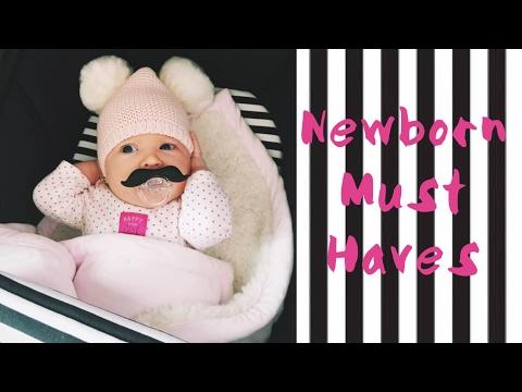 Покупки для новорожденного | Полный список 🙌