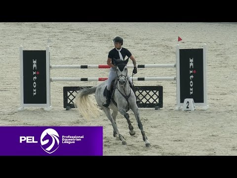 """22-23.06.2019 PEL / EQUIDES CUP Маршрут №23 """"130см"""""""