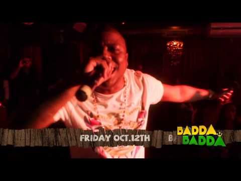 "BADDA BADDA ""FROM JAMAICA TO AFRICA"" - Best of Dancehall and Azonto - Fr. OCT. 12TH"