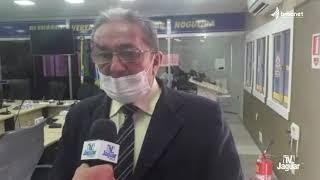 Paulo Santiago frisa que a escolha por Sávio Gurgel foi em protesto aos Prefeito Raimundinho