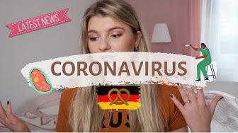 КОРОНАВИРУС в Германии 🦠🇩🇪| Последние новости (21.03.2020) | Ситуация в Баварии Мюнхене COVID-19
