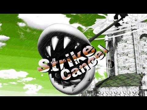 The Strike Cancel Glitch - Piranha Plant [Smash Ultimate - PATCHED]
