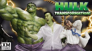 HULK TRANSFORMATION!!! Incredible XM Studios is on FIRE!
