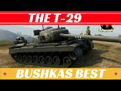 T29 My Favourite Tier 7 Heavy World of Tanks Blitz