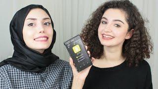 Hilal'le (rimelaskina) Snapchat Soru Cevap 2017 Video