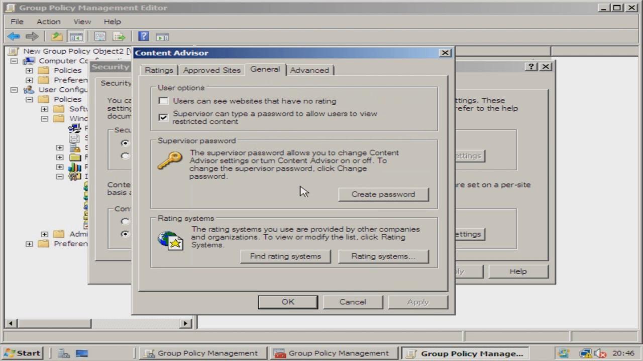 How To Block Websites Like Facebook, Instagram, Twitter Etc On Windows  Server 2008