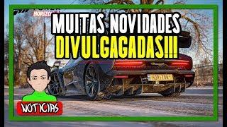 DETALHES DOS EVENTOS DO MODO ONLINE DE FORZA HORIZON 4 E MODO FOTO!!!