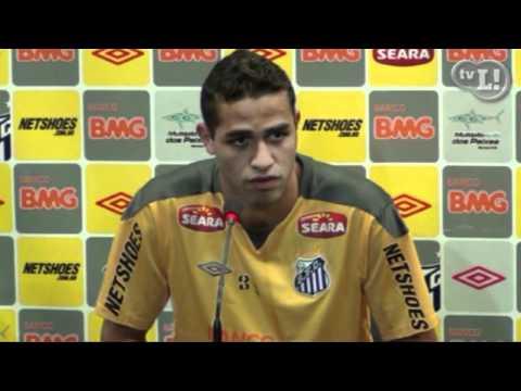 Alan Kardec análisa desempenho ofensivo do Santos