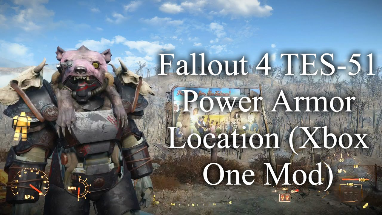 how to connect power fallout 4