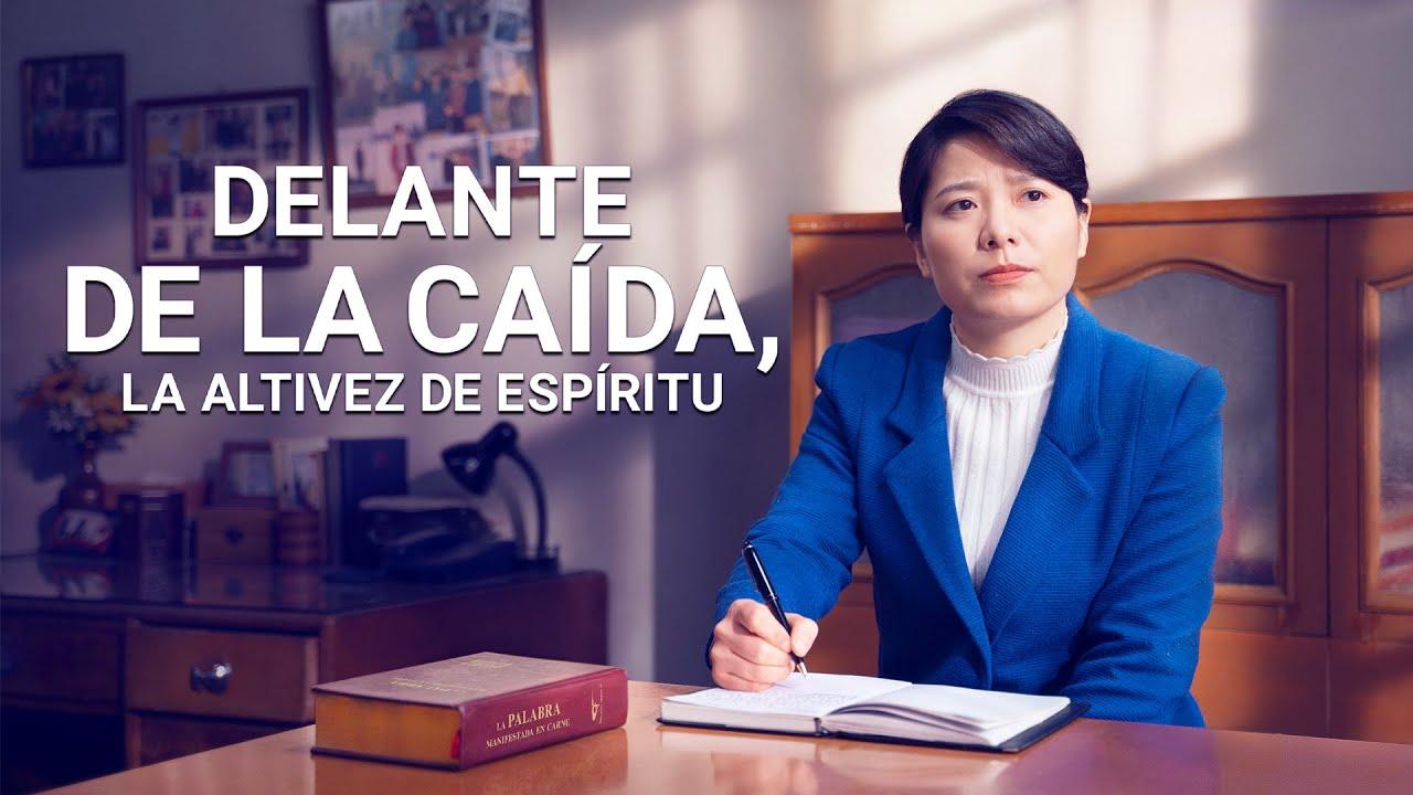 Testimonio cristiano 2020   Delante de la caída, la altivez de espíritu (Español Latino)