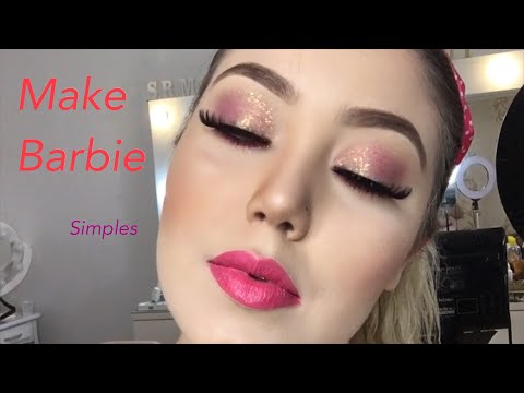 MAKE BARBIEZINHA SIMPLES | Maria Cubel