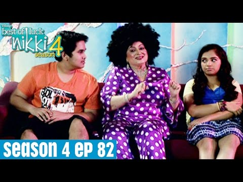 Demolition Dabney | Best Of Luck Nikki | Season 4 | Episode 82 | Disney India Official