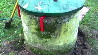 видео Как утеплить колодец на зиму?