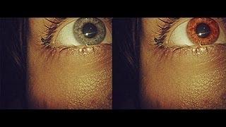 Уроки фотошопа  - Как поменять цвет глаз в Photosh(Вступайте в группу: http://vk.com/club98404107 В этом видео уроке вы узнаете, как поменять цвет глаз в Photoshop CS6., 2013-09-13T07:06:59.000Z)