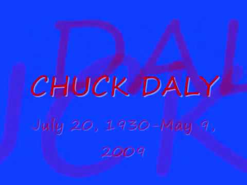 A Tribute to Chuck Daly