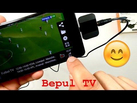 TELEFONDA BEPUL TV KO'RISH | Pad TV tuner