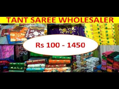 Tant Saree Wholesaler - Shantipur (West bengal)