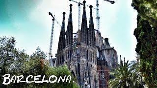 Barcelona. Schönste Sehenswürdigkeiten (Part1) ᴴᴰ