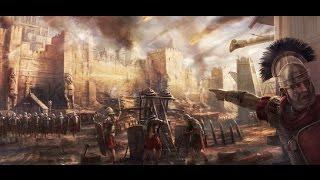 Total War:Rome 2 Emperor Edition - Тест Осада Города