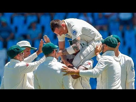 Steyn reflects on Test wicket record Mp3
