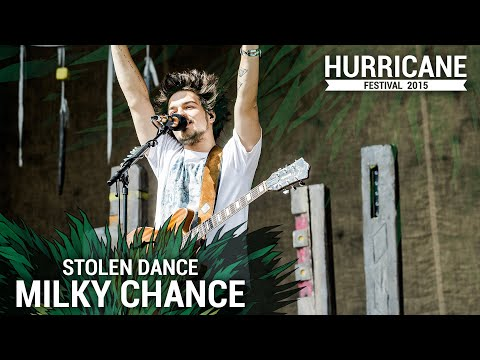 MILKY CHANCE - Stolen Dance (Live At Hurricane Festival 2015)