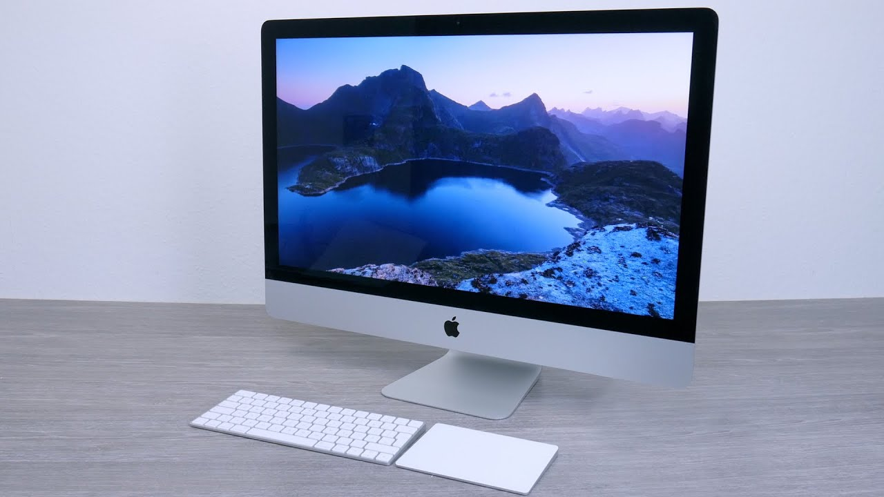 Apple IMac 5K Retina 2015 (High End Modell) Unboxing   Neues Setup [4K]